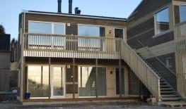 Valmis Norra esimene ökomaterjalidest ehitatud nullenergia kortermaja!