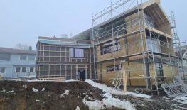 New house in Drøbak