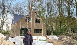Esimene maja Belgias