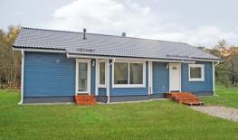"""Andsime esimesele 2015. aasta Eesti kliendile üle tüüpmaja """"Kadri"""" võtmed"""