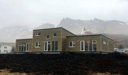 Ridaelamud Islandil – row house in Iceland