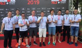 Seve teams participated in Ironman 2019
