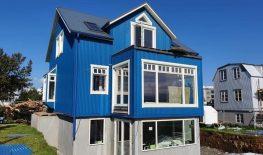 Uus villa Reikjavíkis