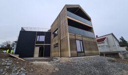 Uus maja Norras