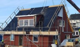 Esimene maja Gröönimaal