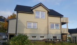 New house in Røyken