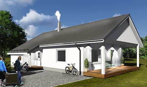 1-storey houses