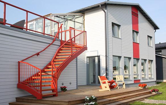 Energy efficient seve for Most energy efficient home construction