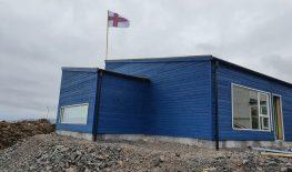 Kindergarten in Faroe update