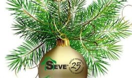 Christmas greetings from Seve